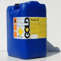 Detergente antimicotico gold Sanicid
